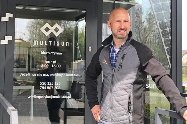 Maciej Wojewoda - Manager ds. realizacji (Poznań)